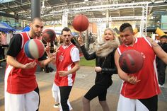 Miss London & the basketball freestyle Crew Cool shot, right? Repin if you agree!! www.streets-united.com
