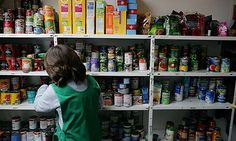Food banks across the UK: help us create a directory (The Guardian article). This article has a helpful map that shows how many food banks are running in the UK. This is good for creating facts and figures for my competition outcome(s).