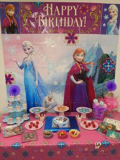 Frozen Party Supplies in Brisbane