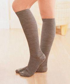 7728701531a465 Damart Unisex Support Socks Oatmeal Size UK 8 rrp 15 DH085 MM 05 #fashion #