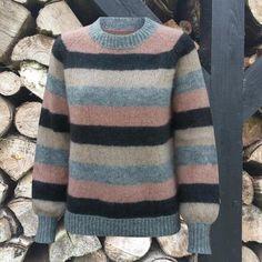 Crochet Stitches, Knit Crochet, Knitting Basics, Sweater Knitting Patterns, Sweater Design, Girls Sweaters, Stripes Design, Pullover Sweaters, Knitwear