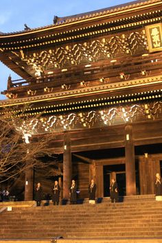 Choinin Temple, Kyoto.