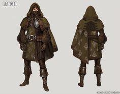 ArtStation - Ranger, i_ keen