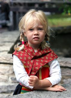 rock those scandinavian pigtails  ) Kids Around The World 405cfb0b9
