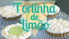 TORTINHA FÁCIL DE LIMÃO || COMO FAZER • Lucas Piubelli