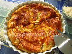 μικρή κουζίνα: Εύκολη τάρτα τυριών Greek Recipes, Tart, Food And Drink, Pizza, Snacks, Meals, Cooking, Breakfast, Quiche