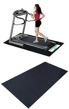 Workout Floor Mat Weight Lifting Gym Flooring Exercise Home Fitness Equipment