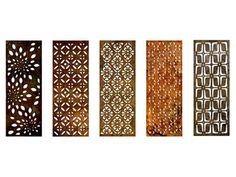 Custom Gallery | Parasoleil | Architectural Panels for Shading, Lighting, Privacy, and Much More