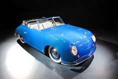 Some say you can't buy happiness  , Porsche 356