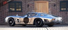 Sell All Your Children Because The Naked Iso Bizzarrini A3C Corsa Is For Sale