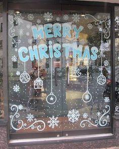 37 Christmas Decoration Ideas for Window