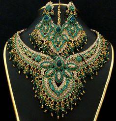 Soma Sengupta Indian Bridal Jewellery- Peacock!
