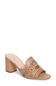 kate spade new york delgado slide sandal (Women)