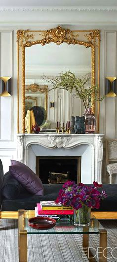 French Flair ● Living Room
