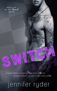 SWITCH - Book #5 in the Spark Series. Out now:  https://itunes.apple.com/us/book/id994390226
