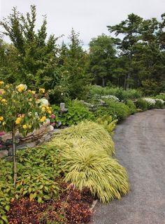 Fortnam Gardens: Coastal Maine Botanical Gardens
