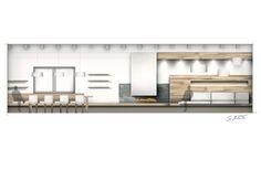 Kolorierter Grundriss I Plangrafik #innenarchitektur # ...