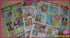 ScholasticBooks: oh the excitement of picking new new storybooks to read. For me it was usually the Peanuts cartoon books!