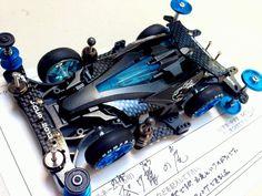 コンクールデレガンス参加マシンです。4/27ミニ四駆グランプリ2014 SPRING 東京大会 #mini4wd pic.twitter.com/gLMG0Qh1RU