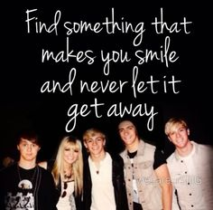 R5's music is that something. So is ross They're the best.