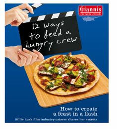 """Free """"12 Ways to Feed a Hungry Crew"""" Recipe Book"""