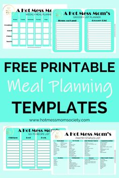 Family Meal Planning Made Simple