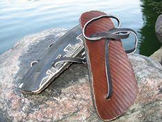 Tarahumara sandals