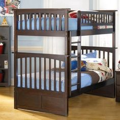 Viv + Rae Henry Bunk Bed Configuration: Twin over Full, Finish: White