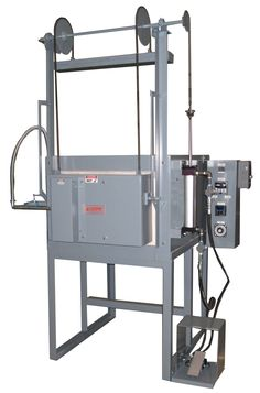 Lucifer Furnaces delivers custom Box Furnace for Precision Metal Stamping Operation. Check out our Box Furnaces - Series 7000 - we can build sizes to meet your needs! Industrial Ovens, Advanced Ceramics, High Speed Steel, Heat Treating, Tool Steel, Custom Boxes, Metal Stamping, Drafting Desk, Meet
