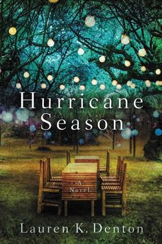 Pack These Books: This Year's Best Spring Break Reads: Hurricane Season by Lauren K. Denton