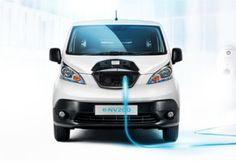 Guida facile. Guida pulito. Prova il nuovo Nissan e-NV200! #Top_Partners