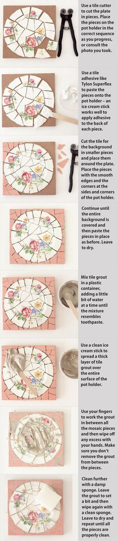 A step-by-step visual guide to mosaic: