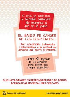 Donación Voluntaria de Sangre | Noticias | Buenos Aires Ciudad - Gobierno de la Ciudad Autónoma de Buenos Aires