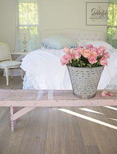 Visual Vavoom…My Three Favorite Romantic Room Touches