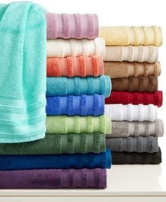 Charter Club Classic Pima Cotton Bath Towel Collection, Only at Macy's