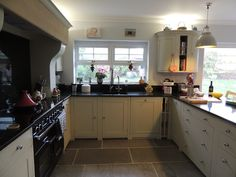 Beautifully crafted Neptune kitchen supplied by Topstak in Cardiff. www.topstak.co.uk