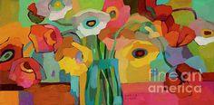 Poppies by Larisa Aukon