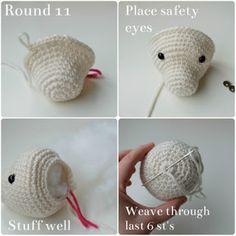 Mesmerizing Crochet an Amigurumi Rabbit Ideas. Lovely Crochet an Amigurumi Rabbit Ideas. Crochet Gifts, Cute Crochet, Crochet Baby, Knit Crochet, Crochet Unicorn Pattern, Crochet Patterns Amigurumi, Crochet Dolls, Amigurumi Free, Poney Crochet