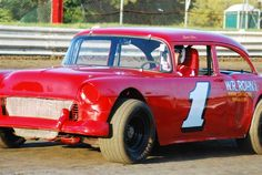 vintage dirt track car racing   2009 VOLUSIA SPEEDWAY PARK SOUTHERN VINTAGE SERIES RACE #4 PAGE ONE ...