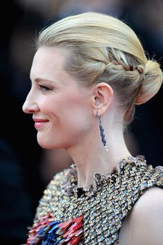 Cate Blanchett's sublime hairstyle