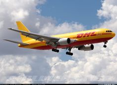 Boeing 767-281(BDSF) - DHL (ABX Air) | Aviation Photo #3984633 | Airliners.net
