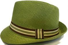 Hatte - Faustmann Rieti (grøn)