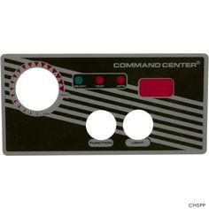 Overlay, Tecmark Digital Command Center, 2 Button