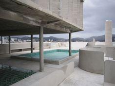 Unite d'Habitation à Marseille, Le Corbusier