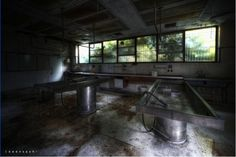 Embalming Room prop