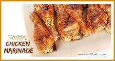 Healthy Chicken Mari
