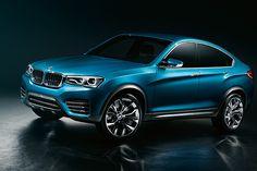 Studie: BMW Concept X4