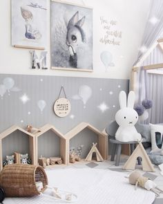 I have been working with the gorgeous team at on these custom house shelves and I am absolutely stoked with the outcome. Toddler Room Decor, Baby Nursery Decor, Baby Bedroom, Baby Boy Rooms, Nursery Room, Kids Bedroom, Bedroom Decor, Modern Kids Decor, House Shelves