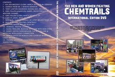 Greg Pallen - The Men And Women Fighting Chemtrails DVD Slipsheet