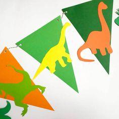 Banner dinosauri